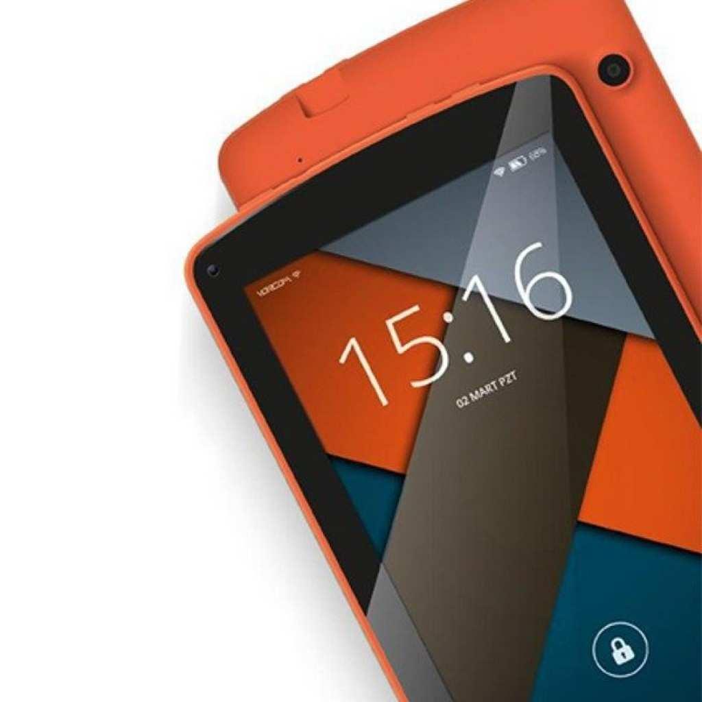 Vorcom S7 2GB / 16GB 7 iPS Tablet Bilgisayar Siyah/Beyaz