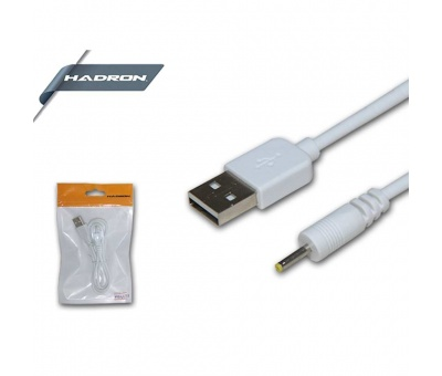 HADRON HD4298/1700/100 USB/TABLET ADAPTÖR KABLOSU 80 CM (2.5*0.7)