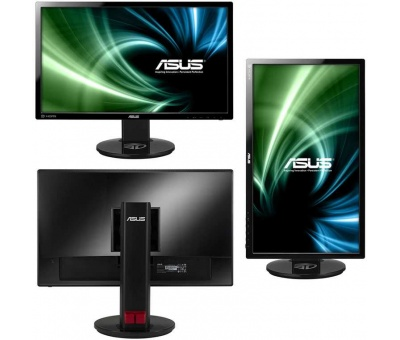 ASUS 24 INCH VG248QE 1ms 144Hz Full HD HDMI+DP 3D Gaming Monitör