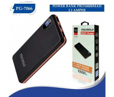 PG-7066 PRO POWER BANK 10000MAH (2,1 QUALTY ŞARZ)