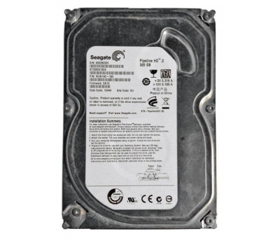 Seagate 3.5'' 320 GB ST3320311CS SATA 2.0 5900 RPM Hard Disk