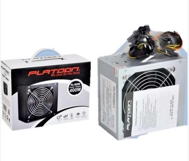 Platoon Pl-9259 Power Supply 400W Kaliteli