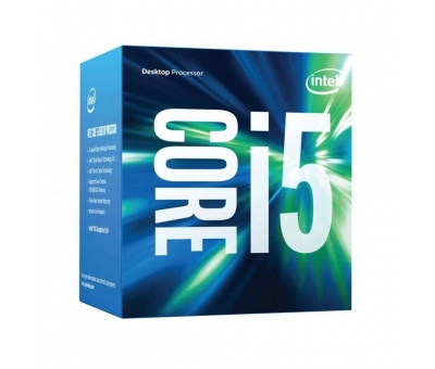INTEL CORE İ5 6400 SOKET 1151 2.7GHZ 6MB ÖNBELLEK 14NM İŞLEMCİ