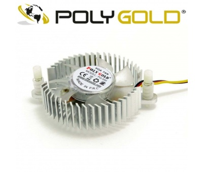 Polygold PG-598 Mini Vga (Ekran Kartı) Fan