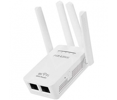 PIX-LINK LV-WR09 ACCESS POINT REPEATER & ROUTER 300MBPS