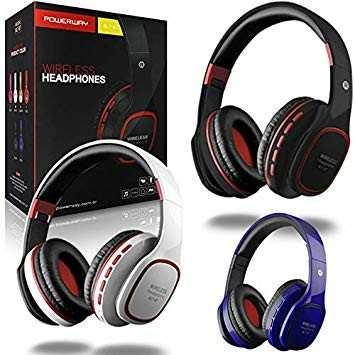 Powerway BLT-87 | Kablosuz Kulaklık Fm Radio,SD Kart Süper Bass